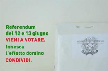 Referendum, il video virale: l'effetto domino che sfugge al potere | #chinonvota | Scoop.it