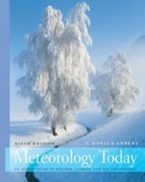 Test Bank For » Test Bank for Meteorology Today, 9th Edition: Ahrens Download | Environmental Sciences and Geology Test Bank | Scoop.it