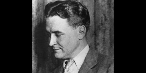 Francis Scott Fitzgerald entre à la Pléiade | Culturebox | BiblioLivre | Scoop.it