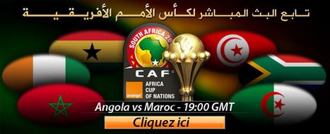 Angola vs Maroc en direct live streaming 19-01-2013 CAN 2013 Aljazeerasport Canal + France Beinsport Eurosport | filmstorrents | Scoop.it