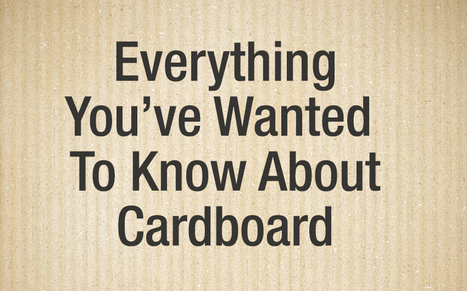 Cardboard Boxes, More than Just for the Homeless   SmashBrand   Howto Design   Scoop.it