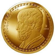 Aristóteles, alumno de maestros, maestro de emperadores | numismaticodigital.com | Mundo Clásico | Scoop.it