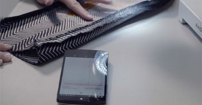 Google weaves smartphone interfaces into clothes | DigitAG& journal | Scoop.it