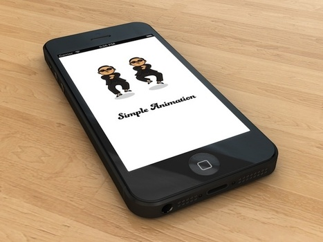 iOS Programming 101: Simple Animation Using UIImageView | iOS Development: Tools and Tips | Scoop.it
