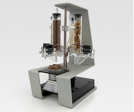 Annotated Machine: Chocolate Factory   DESIGN   Scoop.it
