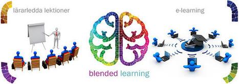 Blended learning - famtidens utbildningsform? | Pedagogik & Digital Kompetens | Scoop.it