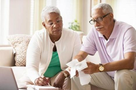 Average Senior Is Living on 57 Percent of Full Pay - CNBC.com   Seniors   Scoop.it
