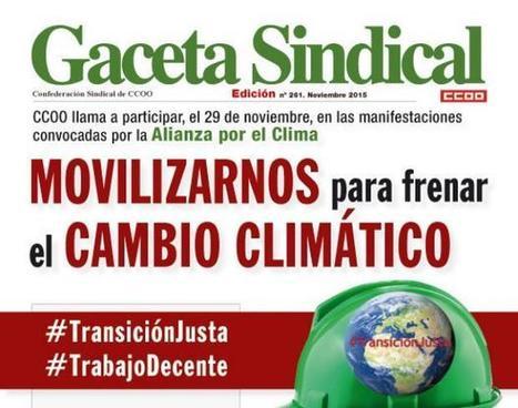 Cumbre del clima. No habrá empleos en un planeta muerto | laboral | Scoop.it