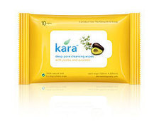 Completely safe  Deep Pore Cleansing Wipes | kara wipes | Scoop.it
