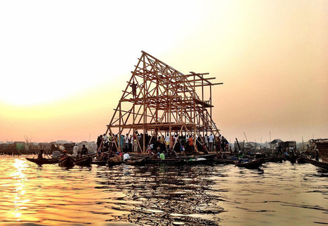 A Floating School That Won't Flood | sustainable architecture | Scoop.it