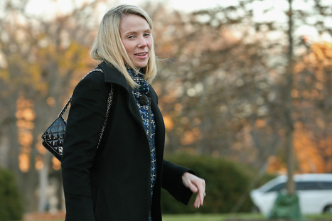 Marissa Mayer, Tim Cook are finalists for Time's Person of the Year award | Yahoo | Scoop.it