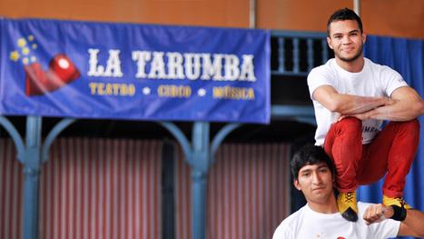 La Tarumba: El circo como escuela para jóvenes emprendedores - Semana Económica | Emprender y gestionar | Scoop.it
