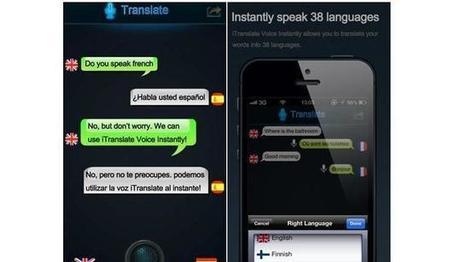 Voice Translate Instantly, la «app» perfecta para la traducción en tiempo real   language and technology   Scoop.it