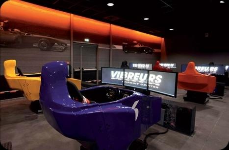 Conduire une F1 ou une GT à Toulouse? C'est possible avec Vibreurs! | ThomasGoubin.com | Toulouse La Ville Rose | Scoop.it