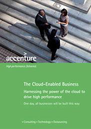 Atteindre la Haute Performance grâce à la puissance du Cloud Computing - Accenture | cloud computing | Scoop.it