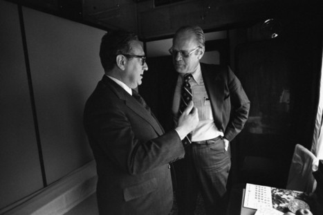 The Key to Henry Kissinger's Success | Emerging Media (while dreaming of Paris!) | Scoop.it