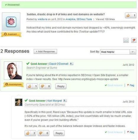 Open Site Explorer: dalende domain authority en links - Zoekmachine Marketing Blog (Blog) | SEO+zoekmachineoptimalisatie | Scoop.it