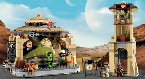 LEGO Ending Jabba's Palace Playset Production Amidst 'Anti ... | Legos | Scoop.it