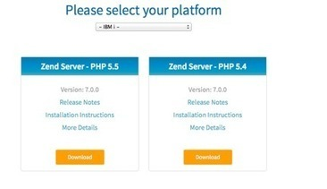 Installing Zend Server on the i: How and Why | Web Languages | Legacy Application Management | Scoop.it