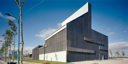 D.H.C. Energy Production Center by Alday Jover Arquitectura y Paisaje | sustainable architecture | Scoop.it