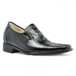 dress men's leather elevated shoes 7cm/2.75inchs height increasing shoes on Sale for cheap wholesale at Topoutshoes.com | Elevator shoes for men | Scoop.it