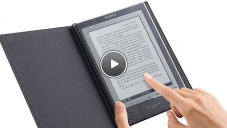 Sony, E-Kitap Okuyucu Pazarından Çekiliyor | Kindle Haberleri | Scoop.it