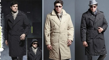 The evergreen garment to counter cold | Jackets | winter clothes | Scoop.it