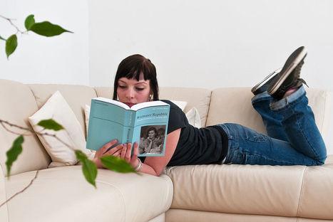 9 redes sociales para amantes de la lectura | Social Media | Scoop.it