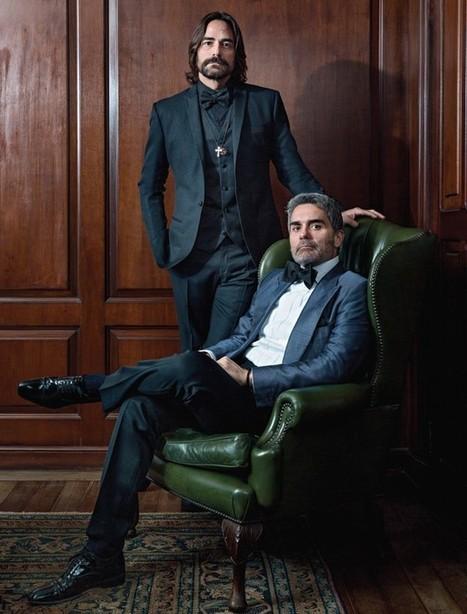 Anfitriões da amfAR, Felipe e Dinho Diniz lideram a filantropia no Brasil | Doe! | Scoop.it