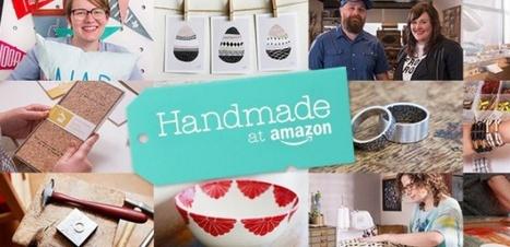 Quand Amazon ouvre sa plateforme dédiée à l'artisanat - Challenges.fr   L'Etablisienne, un atelier pour créer, fabriquer, rénover, personnaliser...   Scoop.it