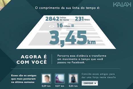 Une application qui calcule la taille (en km) de votre timeline Facebook ! | La révolution numérique - Digital Revolution | Scoop.it