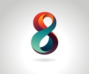 25 Logos with 3D Effects | Gabriel Catalano human being | #INperfeccion® a way to find new insight & perspectives | Scoop.it