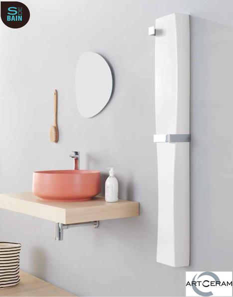 La couleur revient grâce à Artceram ! | Design de la salle bain | Scoop.it