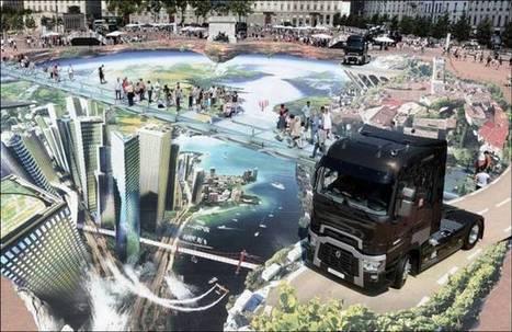 The World Largest 3D Street Art | Ritemail | Interesting Art | Scoop.it