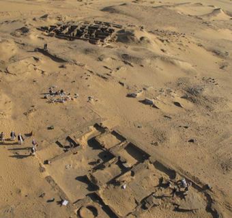 Amara West excavations 2013: the past from above | Interesting History news | Scoop.it