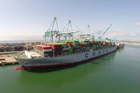 Delays Mount in Retrieving Cargo at the Port of LA | Global Logistics Trends and News | Scoop.it