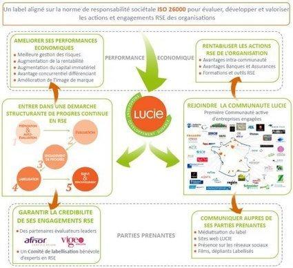 Le Centre des Jeunes Dirigeants et le Label LUCIE partenaires pour un entreprenariat plus responsable - [CDURABLE.info l'essentiel du développement durable] | Centre des Jeunes Dirigeants Belgique | Scoop.it