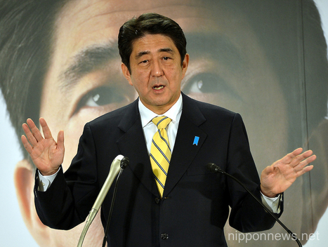 Japanese PM Shinzo Abe Rocks the Domestic Economy - News Channel Daily | News about Japan | Scoop.it