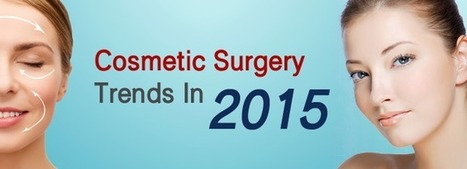Cosmetic Surgery Trends In 2015 | cosmeticsurgery | Scoop.it