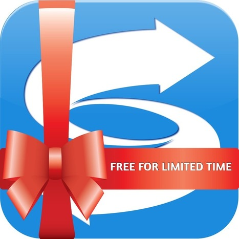 Scrollshow is free on App Store for Christmas! | Presentation Scrollshow | Scoop.it