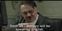 Hitler's take on Online Learning | EnglishCentral World Report | Scoop.it