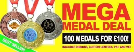 Buy best collection for football trophies and medals in UK - BW-Trophies | BW-Trophies | Scoop.it