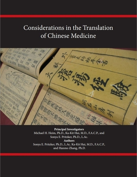 UCLA addresses 'lost in translation' issues in Chinese medicine | Sustain Our Earth | Scoop.it