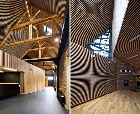 Dedans-Dehors, par Calderon Folch Sarsanedas Architectes | Idées d'Architecture | Scoop.it
