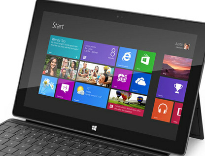 Microsoft Surface RT to be sold in more countries Feb. 14th - Neowin | Digital-News on Scoop.it today | Scoop.it