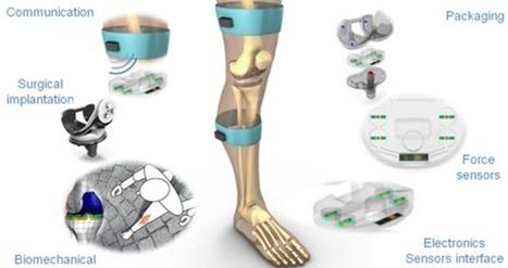 Prothèses médicales intelligentes : une nouvelle étape franchie   L'Atelier: Disruptive innovation   Transhumanisme et les technologies NBIC   Scoop.it