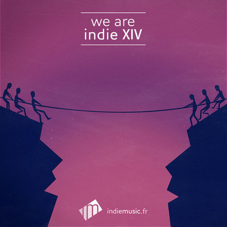 A télécharger, l'excellente sélection We are indie XIV | indiemusic | Why Music Sounds Good | Scoop.it