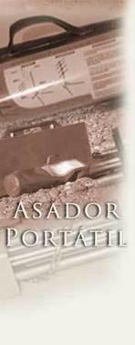 Asador Portátil - Asador parrilla desmontable | Anarquia | Scoop.it