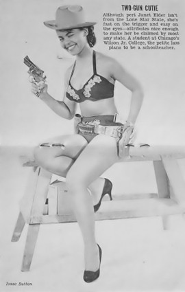 Vintage Lone Star State Cowgirl | Sex History | Scoop.it