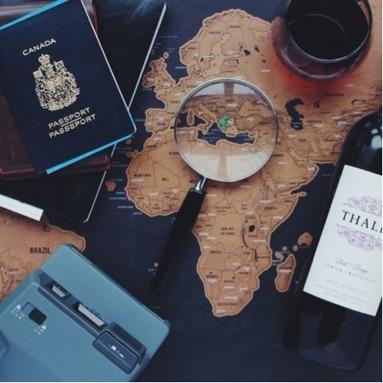 Profil des voyages internationaux des Canadiens - Veilletourisme.ca | Comportements des visiteurs | Scoop.it